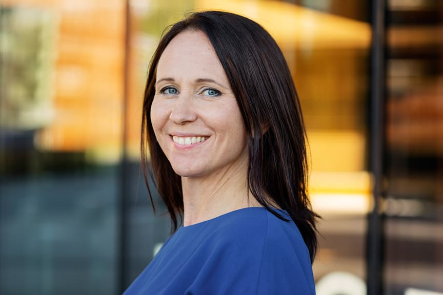Linda Björk, Förvaltnings AB Framtiden
