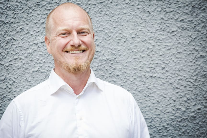 Joakim Percival, COO, Easyfairs Nordic