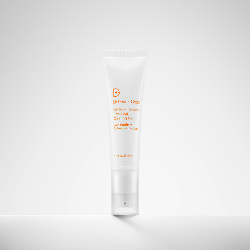 DRx Blemish Solutions Breakout Clearing Gel nyhet