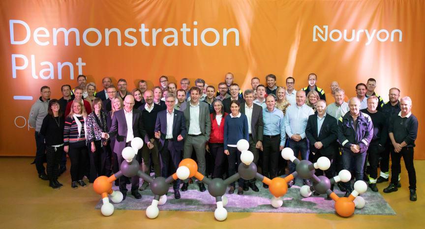 Nouyron_Demoplant_Stenungsund_Invigning