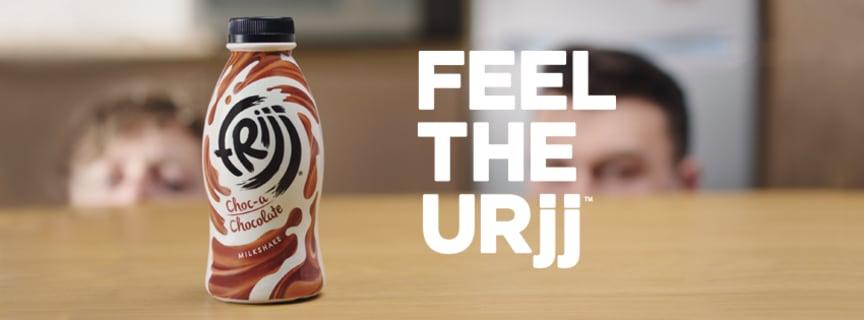 Feel #TheURjj!