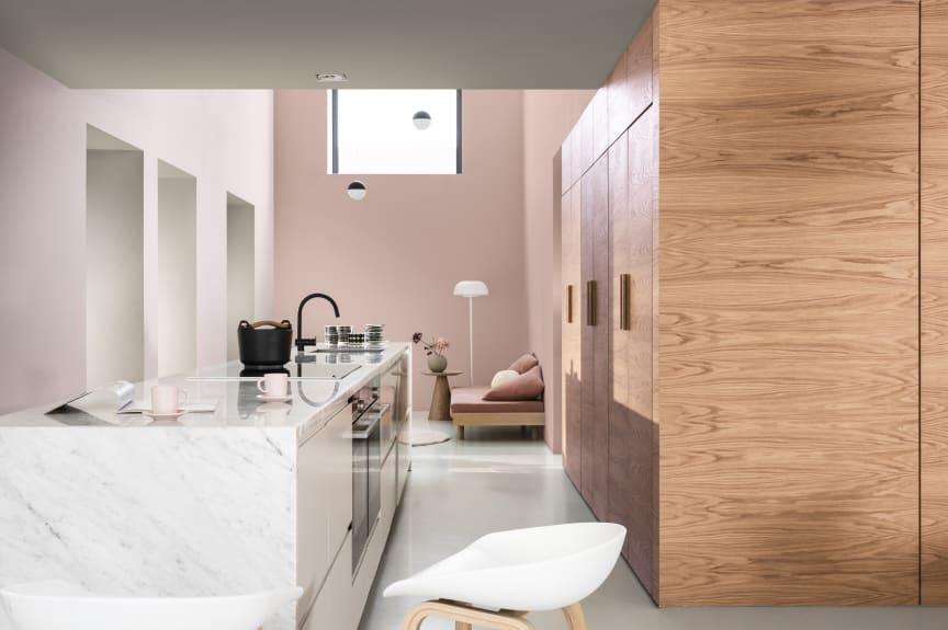 Flexa-Kleurentrends-2021-KleurvanhetJaar-Expressive-Keuken