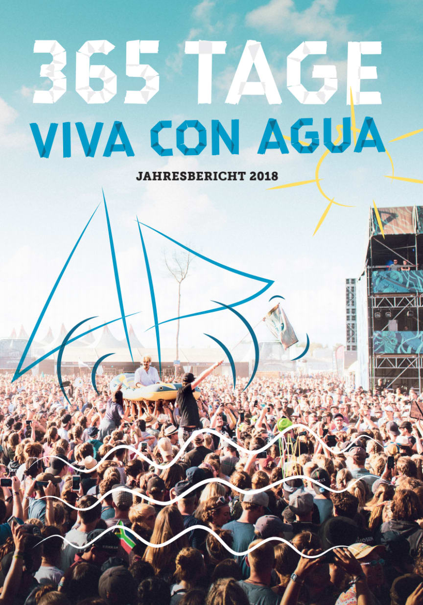 365 Tage Viva con Agua - Jahresbericht 2018