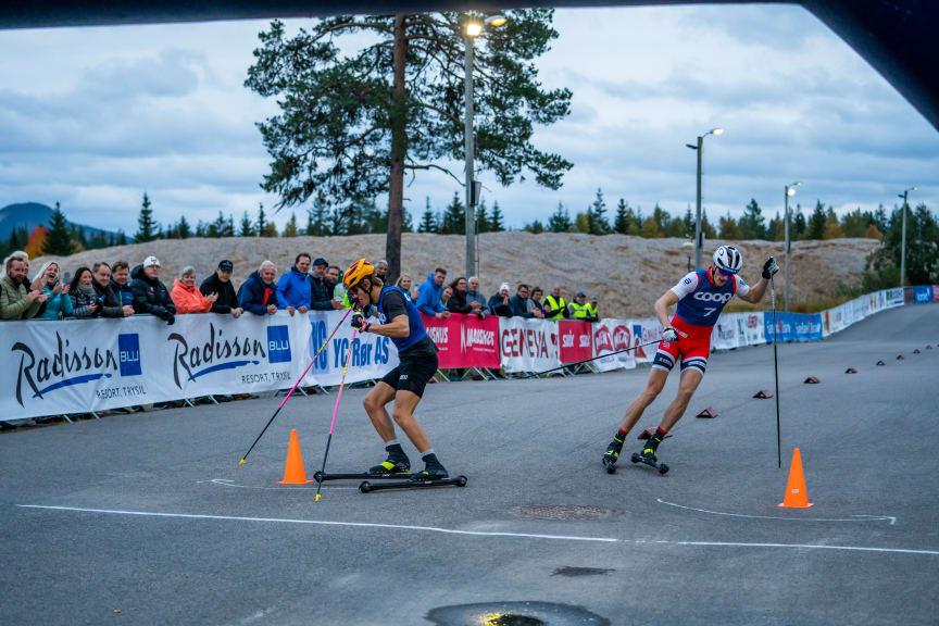 Klæbo og Aune kjemper i finalen