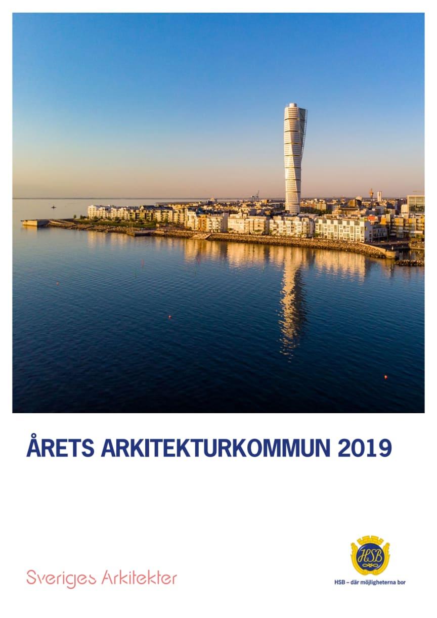 Årets arkitekturkommun 2019