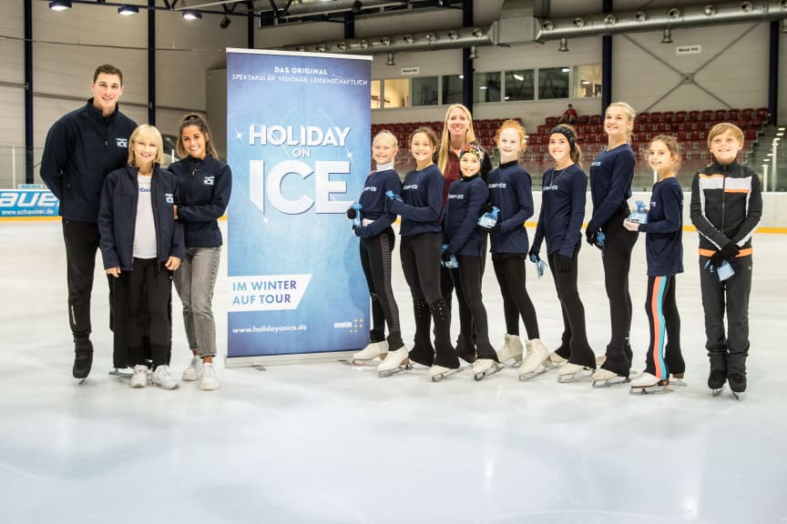 HOLIDAY ON ICE ACADEMY Sommercamp