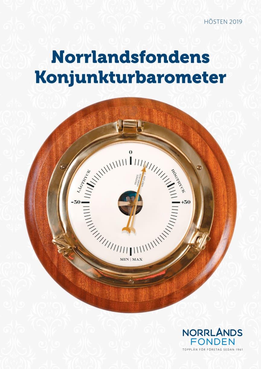 Konjunkturbarometern 2019