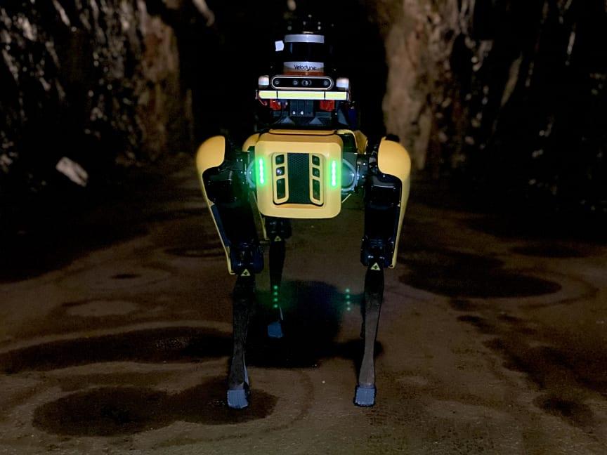 Roboten Spot
