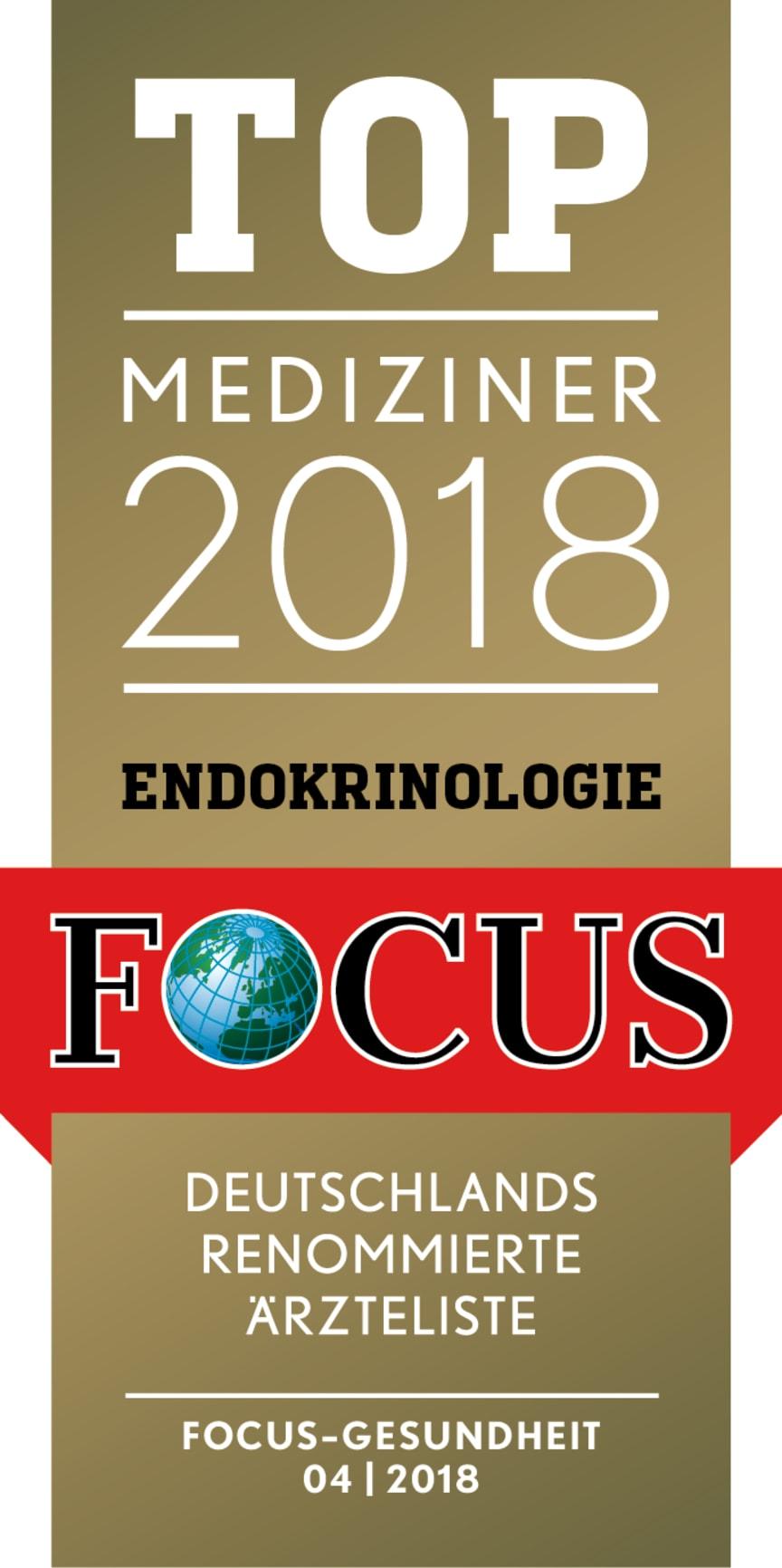 Top Mediziner Siegel Endokrinologie - Prof. Dr. Heide Siggelkow