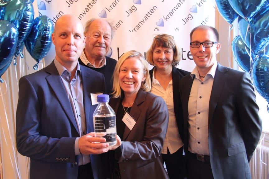 Katrineholm finalister i Kranvattentävlingen 2015