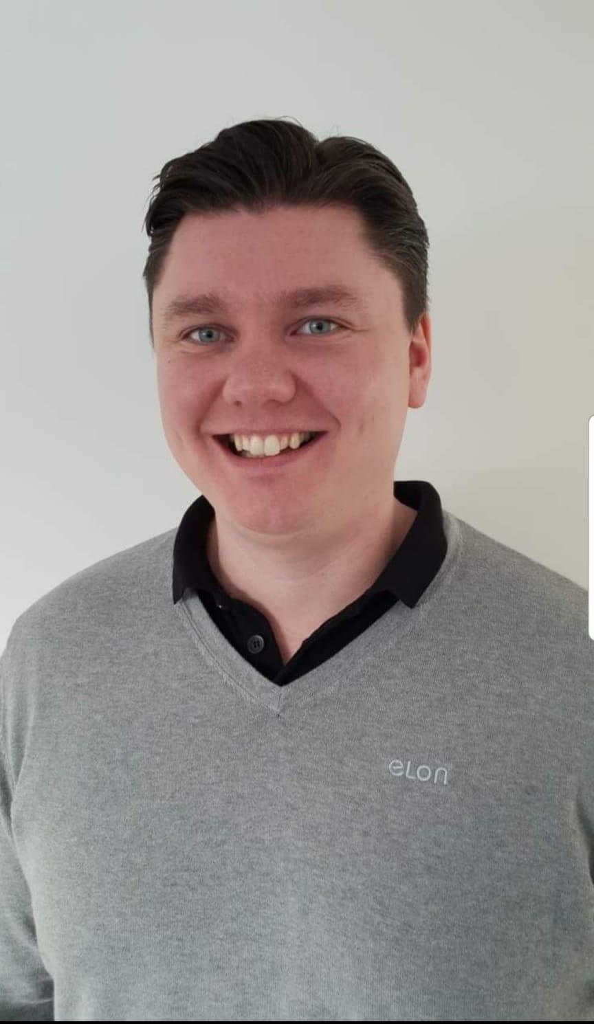 Tim Eriksson, VD Elon Luleå