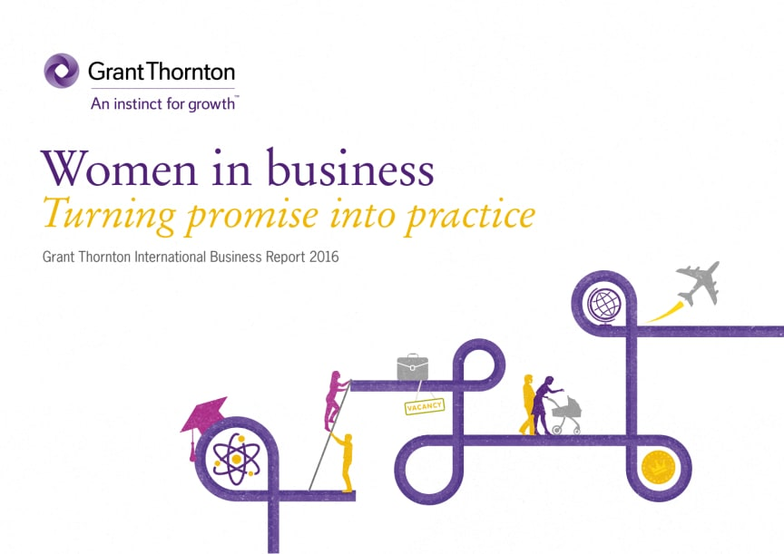 Women in Business - turning promise into practice
