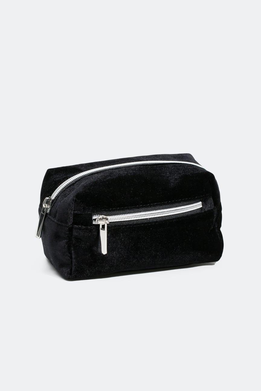 Velvet Toilet Bag