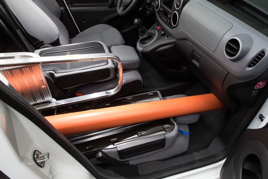 Flexibilitet är något av ett ledord för Peugeot Partner