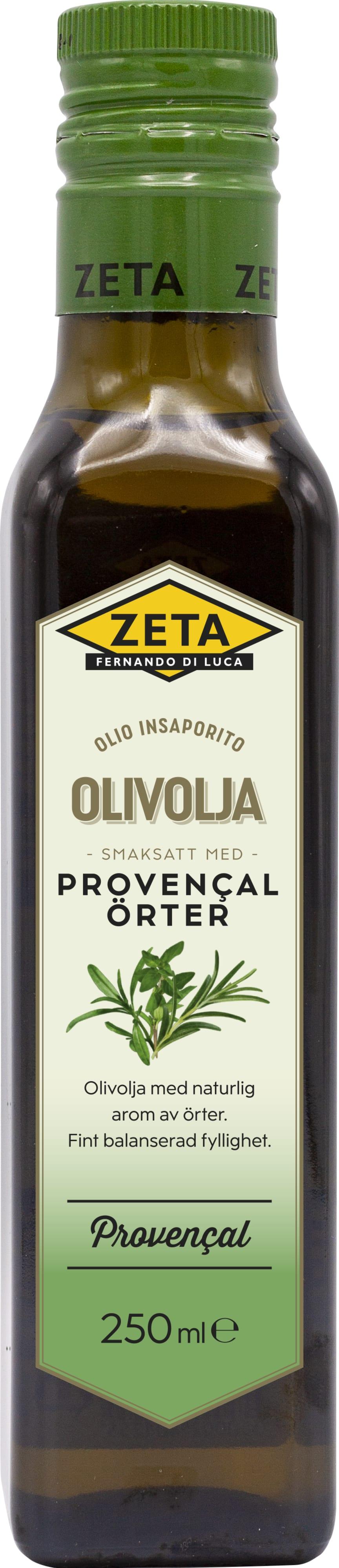 Olivolja Provencal