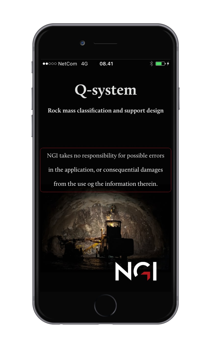 The Q-system App from NGI will be available in January 2016.