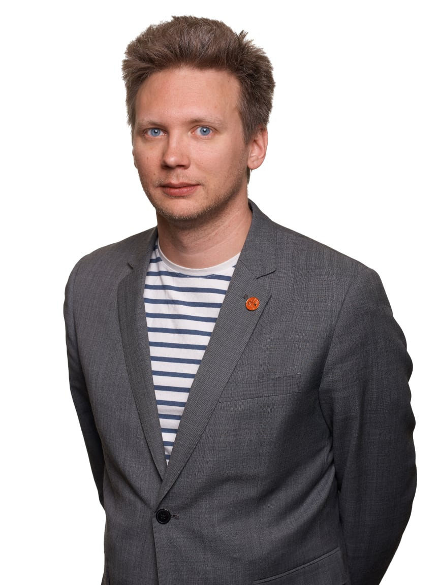 Daniel Carlstedt, LO