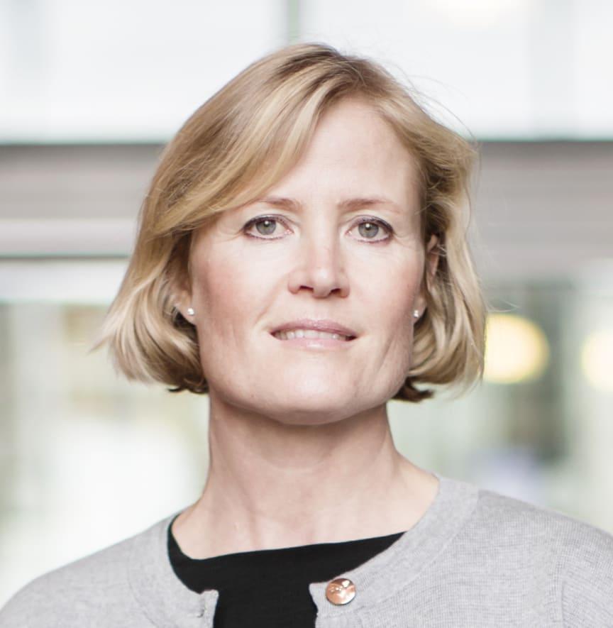 Gunilla Kronvall, verksamhetsledare Sveriges Arkitekter på Form/Design Center