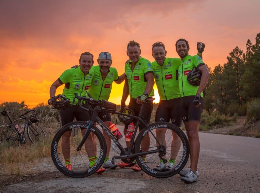 Team Fastest X Europe i Portugal