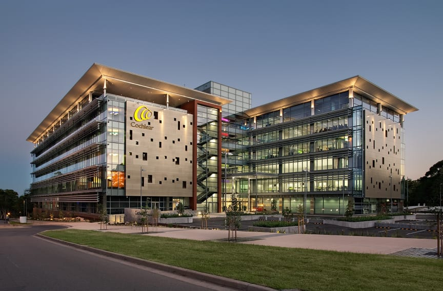 Cochlear Limited Zentrale in Sydney