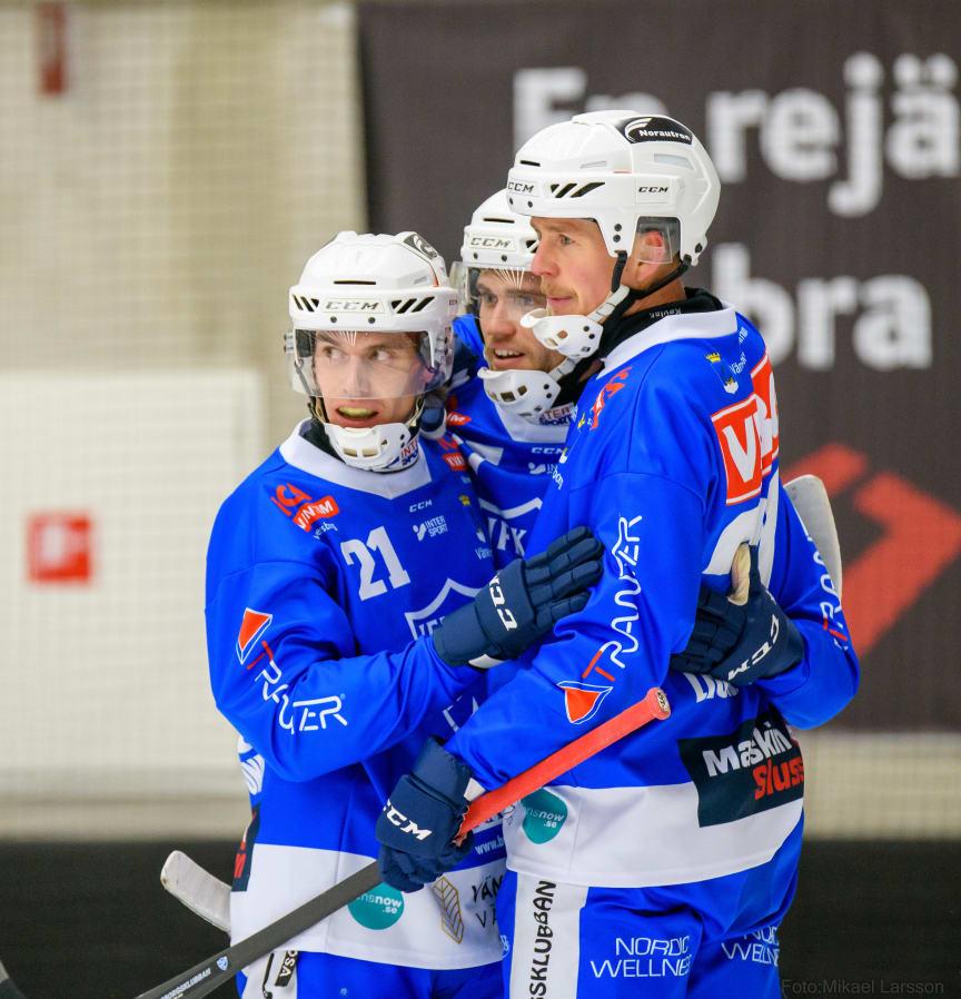 Tranter Sweden - Vänersborg Bandy 1