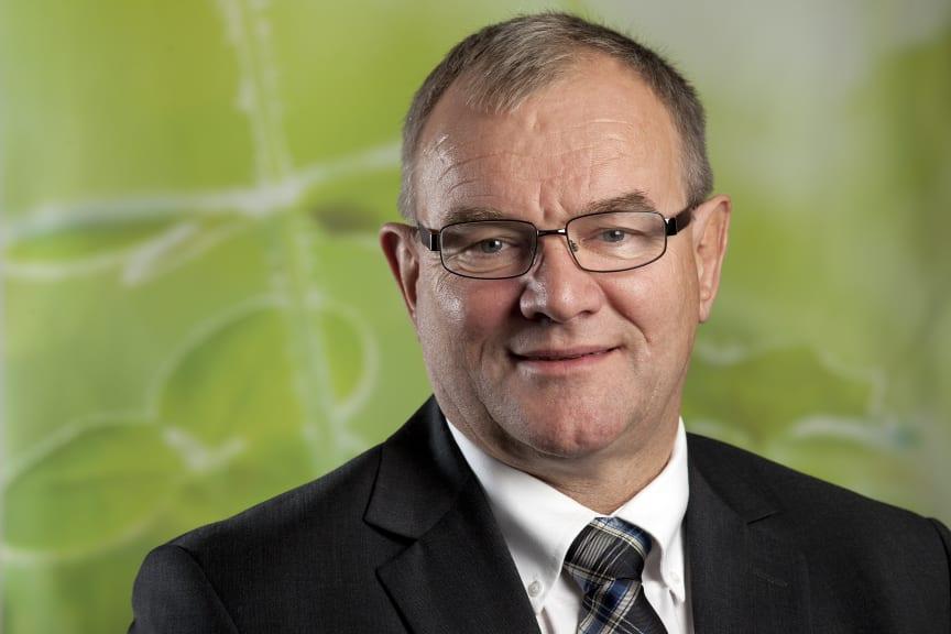Åke Hantoft, ordförande