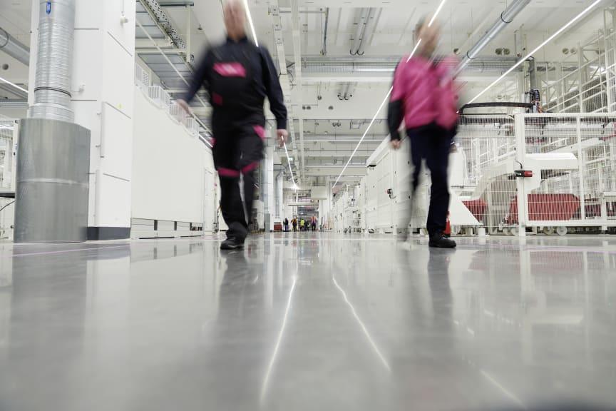 Smart fabrik fri191301600