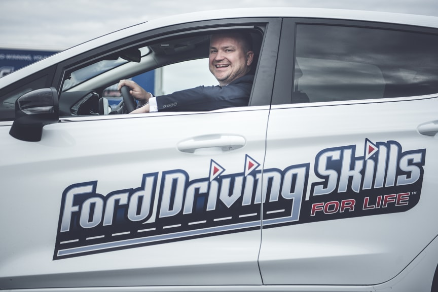 Ford Driving Skills For Life 2017 (43)