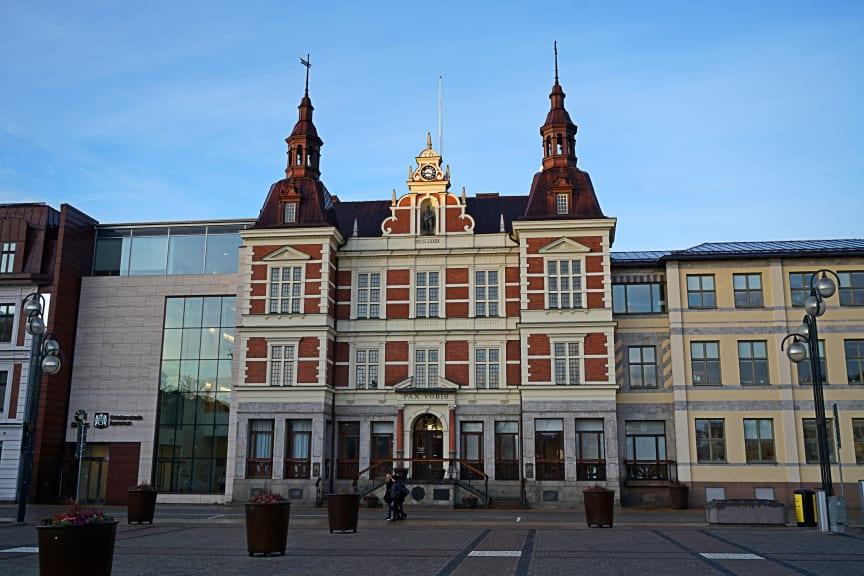 Rådhus Skåne Kristianstad