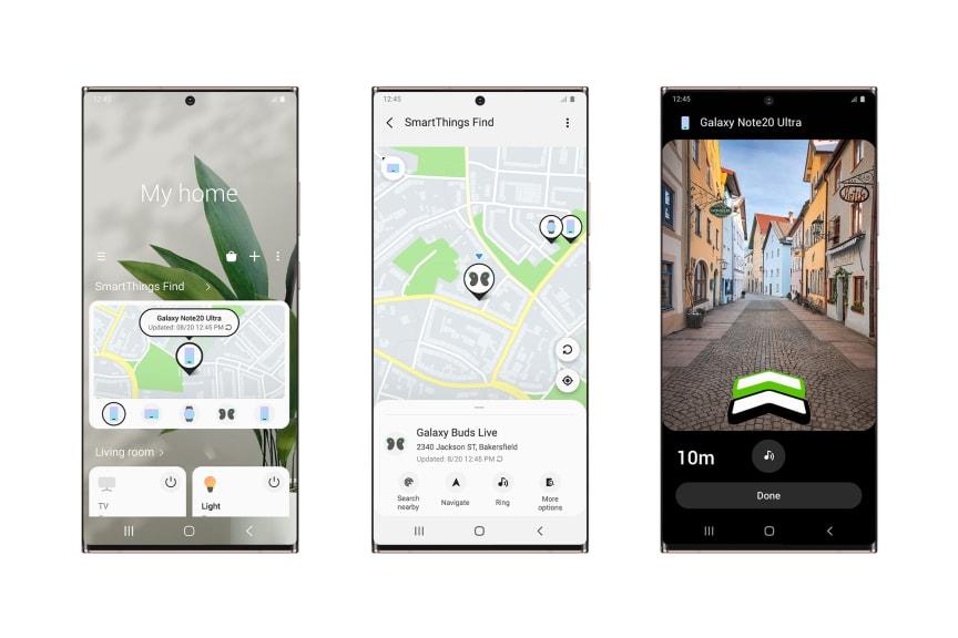 Nya tjänsten SmartThings Find från Samsung hjälper till att lokalisera borttappade Galaxy-enheter