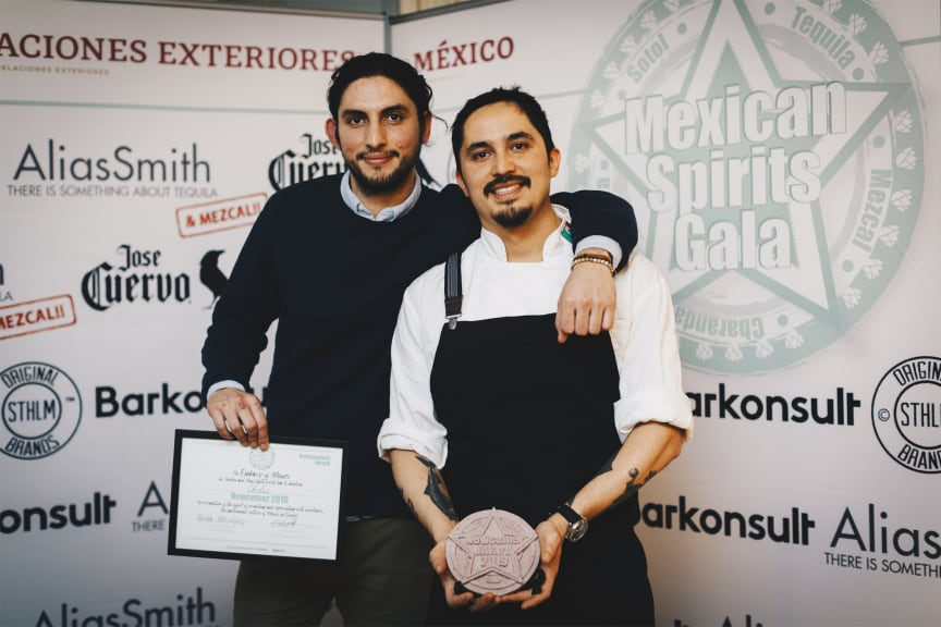 The NewComer Award 2019 -  Chelas Restaurant