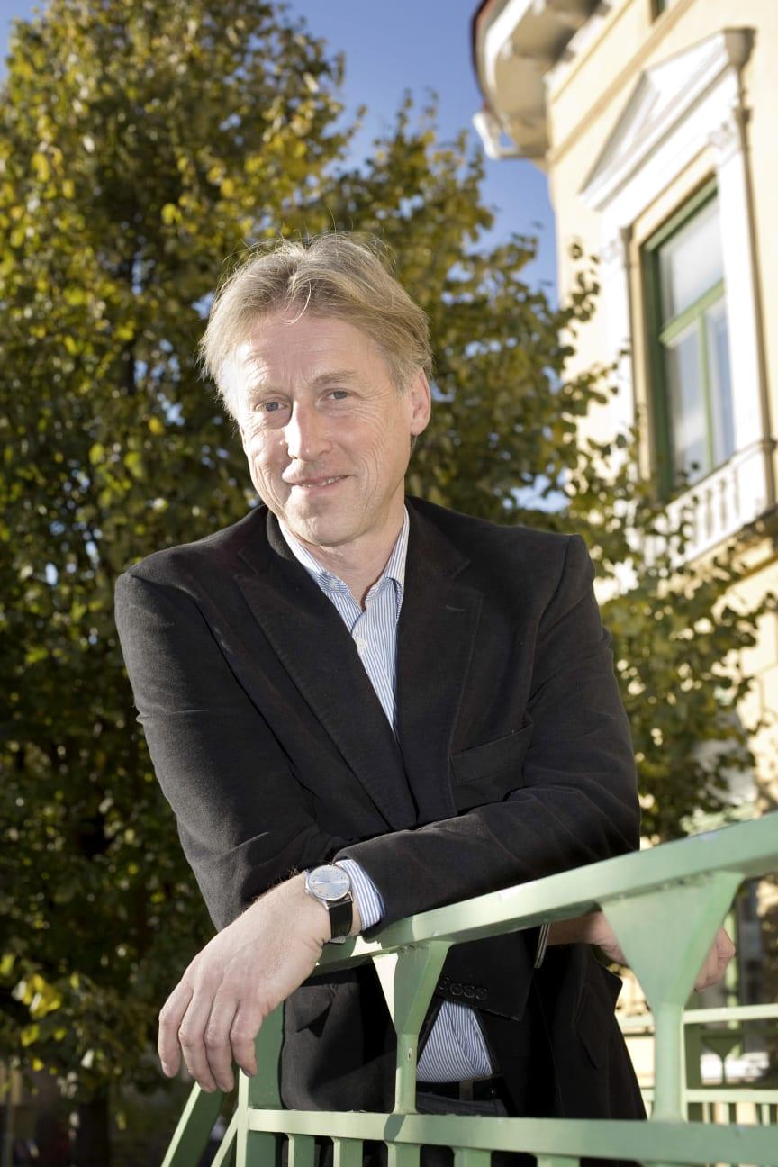 Göran Ernstson, vd Umeå Energi och styrelseordförande i BioEndev AB.