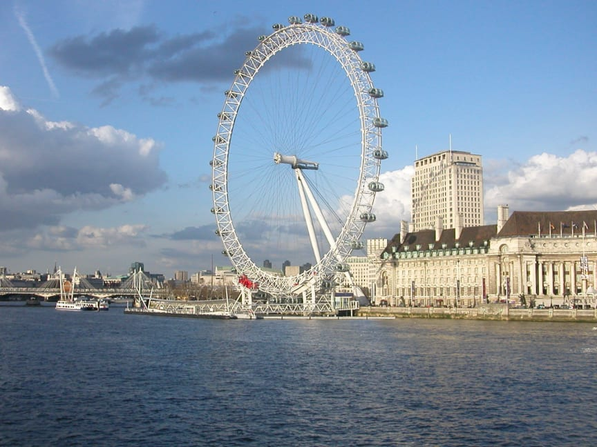 Enjoy a day trip to London by train and explore the city on foot with AllTrails
