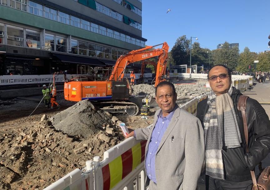 Utslippsfri byggeplass i Oslo