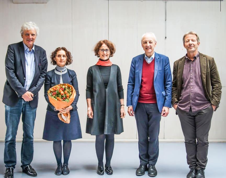 Vorstand am Goetheanum 2020 n_Xue Li