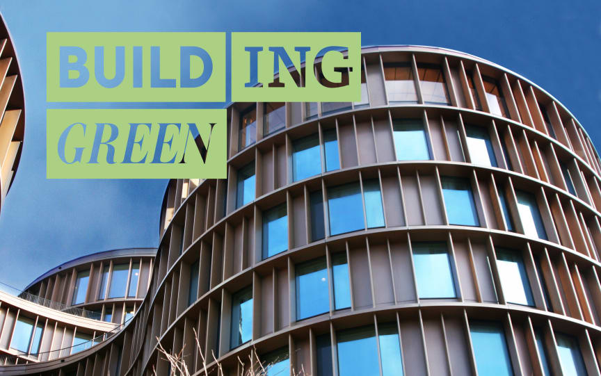 Building Green - Axel Towers
