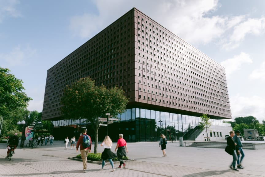 Studenthuset, Linköpings universitet