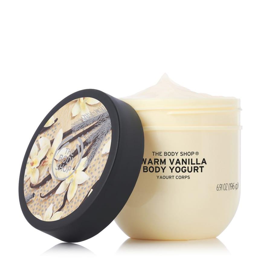 Warm Vanilla Body Yogurt