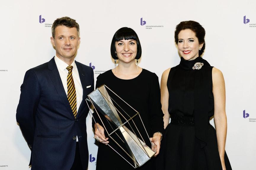 Kronprinsparrets Kulturpris 2015