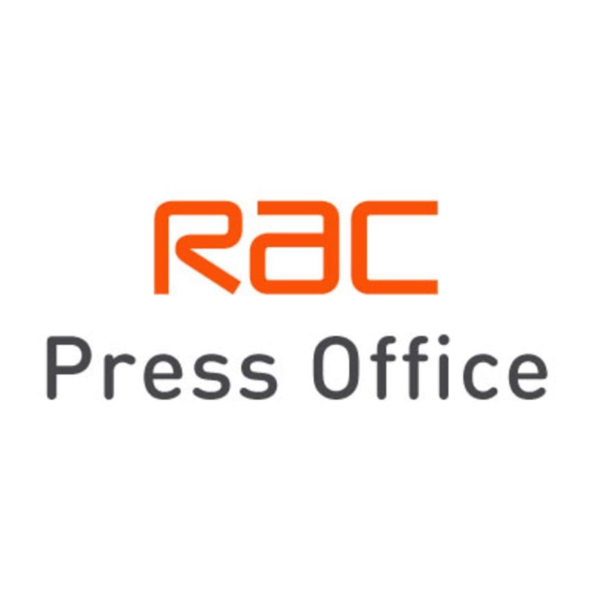 RAC press office logo 2019