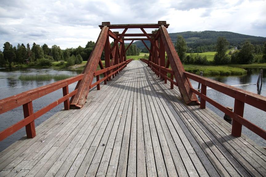Vikbron, S:t Olavsleden