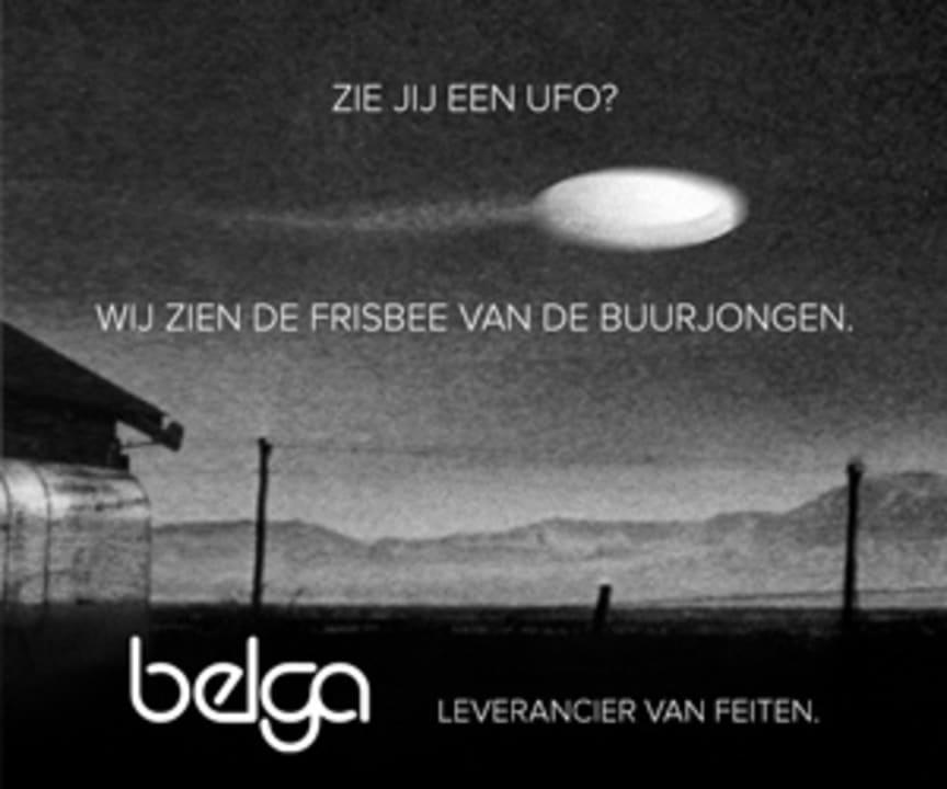 Banner UFO - Imago campagne