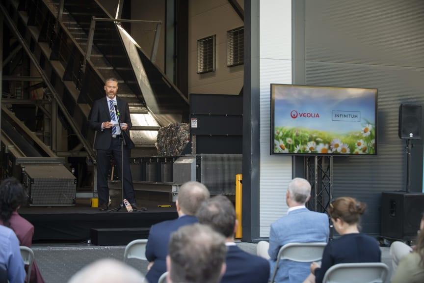 Anlageneröffnung Veolia PET Norge AS_Ansprache von Kjell Olav Maldum.jpg