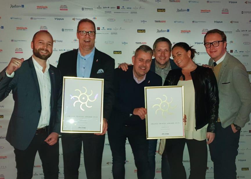 Grand Travel Awards 2019