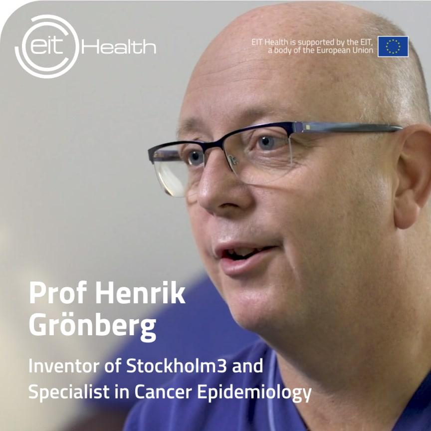 Henrik Grönberg Stockholm3