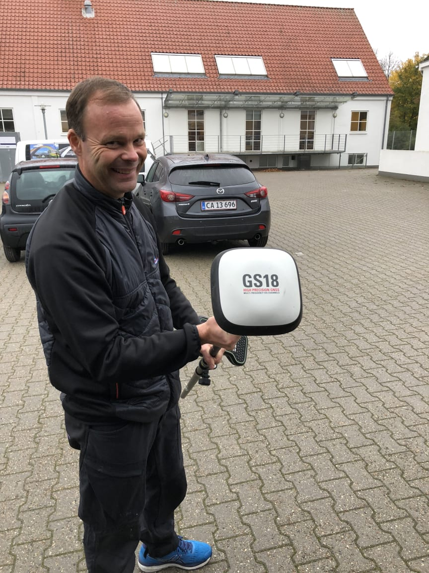Anders Padkjær, LIFA A/S