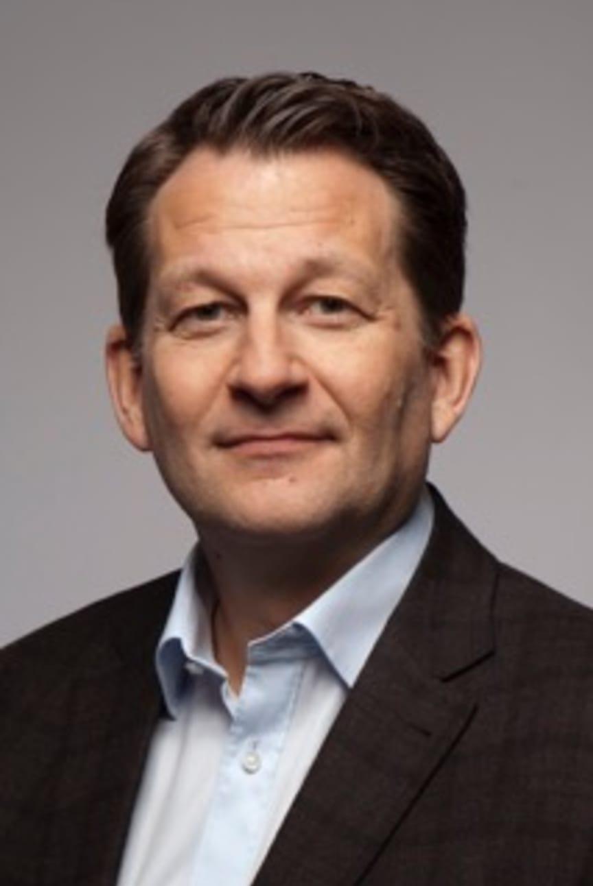 Harald Strømme, CEO i Good Game