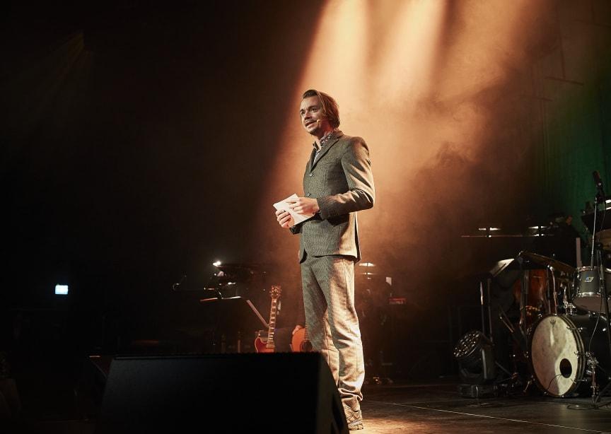 Invigning Sparbanken Blackbox - Emil Jensen
