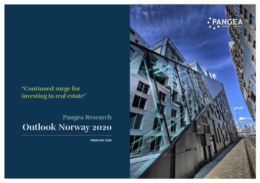 Pangea Property Outlook 2020 - Norway