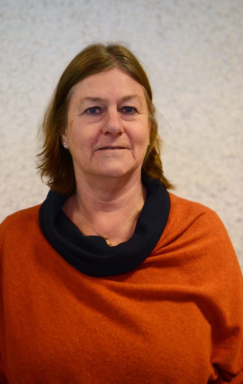 Margareta Nisser Larsson (M), styrelseordförande Mariebergsskogen AB